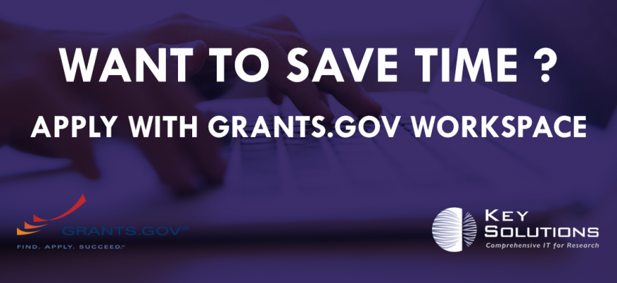 grants.gov workspace